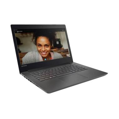 harga Lenovo Ideapad IP 330-14AST Notebook - Onyx Black [AMD A9-9425/ 14 Inch/ 4GB/ 1TB/ Win10] Blibli.com