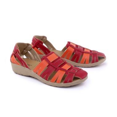 Garsel GJO 6030 Sepatu Casual Wanita - Merah