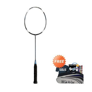 Hi-Qua X-Actor 9 Raket Badminton + Free Tas + Kaos + Senar + Grip