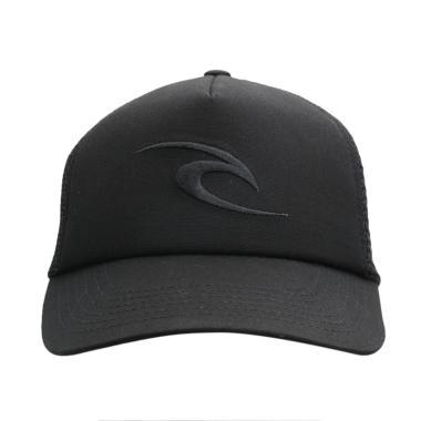 Rip Curl Tepan Topi Trucker - Black  CCAPL1  8d53cd4469