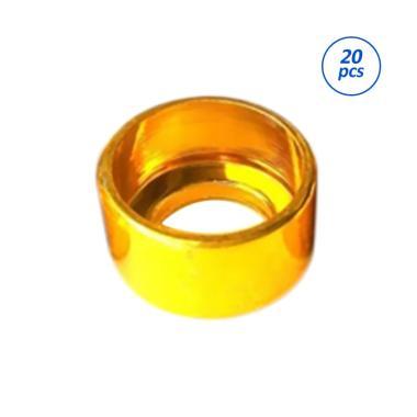 harga Virgo Racing Monel Baut Aksesoris Motor Bahan Alumunium - Gold [20 pcs] Blibli.com