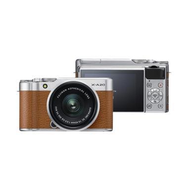 harga Fujifilm X-A20 KIT 15-45 mm Kamera Mirrorless Blibli.com