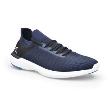 Power Connect Grandeur Sepatu Pria - Navy Blue ... e447bdd537