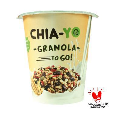 harga Chia-yo Granola To Go Sereal Blibli.com