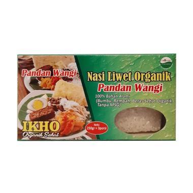 UD Tani Murni Pandan Wangi Nasi Liwet Instan Organik [250 g]
