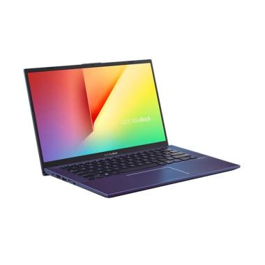 harga Asus A412FL-EK303T Notebook - Blue [i3-8145U/4GB/512GB SSD/MX250/14 Inch Full HD/Win 10] Blibli.com