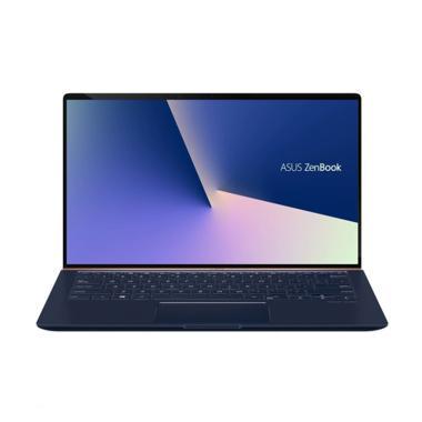 harga Asus Zenbook 13 UX333FN-A5801T Ultrabook - Royal Blue [Intel Core i5-8265U/ 8GB RAM/ 512GB SSD/ 13.3 inch/ Win10] Blibli.com