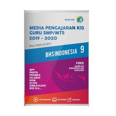 harga Sintesa Creative Media Pengajaran Bahasa Indonesia Kelas 9 SMP/MTS K. 2013 Blibli.com