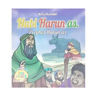 Buku Cerita Edukasi Anak Muslim Seri Nabi Harun as. MULTICOLOR