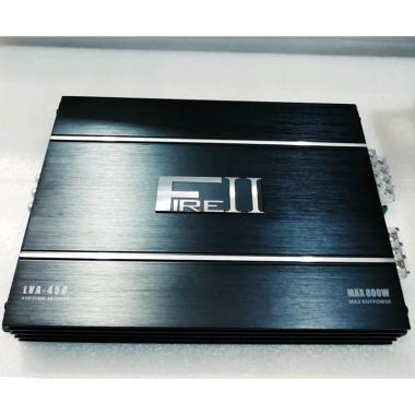 LM Audio Fire ll LVA 450 4 Channel Power Amplifier