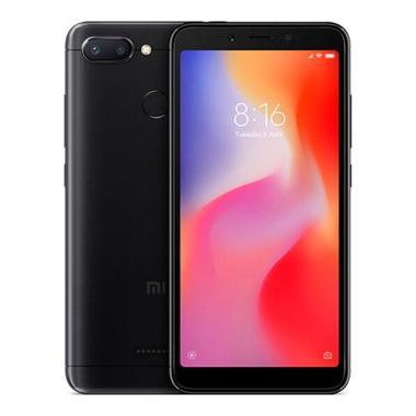 Xiaomi Redmi 6 (Black, 64 GB)