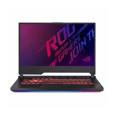 harga Asus Strix III-G G531GT-I765G1T Laptop Gaming - Metal Black [I7-9750H/8GB/512GB SSD/GTX1650 4GB/WIN/15.6 Inch SLIM FHD IPS 120Hz/RGB] Black Blibli.com