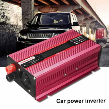 harga Bluelans USB Sine Wave Car Solar Power Inverter Converter 1500W DC 12 to AC 110/220V Blibli.com
