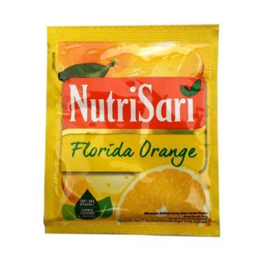 harga Nutrisari Rasa Florida Orange Minuman Bubuk [14 g] Blibli.com