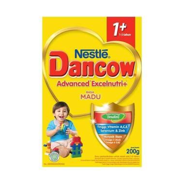 WHS - SMG/JOG/SOLO - Dancow Advanced Excelnutri 1+ Madu Susu Formula [200 g]
