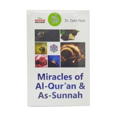 harga Aqwam Miracles of Al-Quran & dan As-Sunnah by Dr. Zakir Naik Buku Religi PUTIH Blibli.com