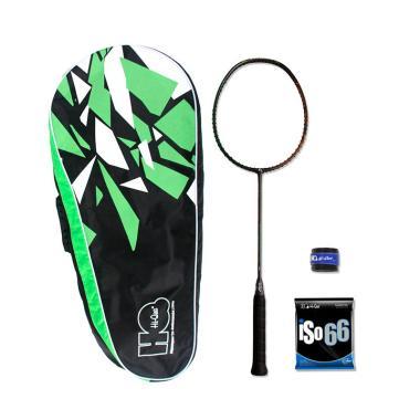 harga Hi-Qua Limited Ronin Soul Raket Badminton + Free Tas + Grip + Senar Blibli.com