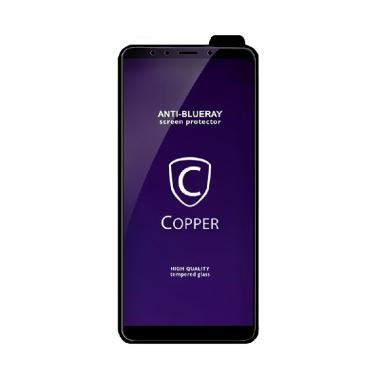 harga Copper Indonesia Blueray Premium Tempered Glass Screen Protector for Samsung A2 Core [Full Glue] Blibli.com