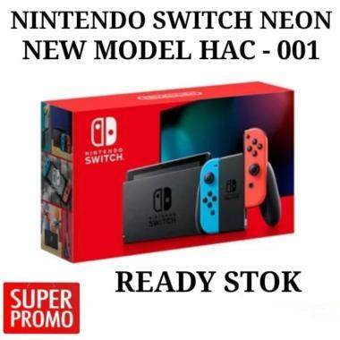 Nintendo Switch Neon - Nintendo Switch NEON Joy Con