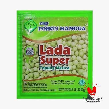 harga CAP POHON MANGGA Lada Super Merica Blibli.com