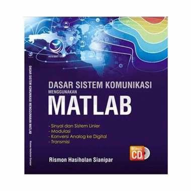 harga Penerbit Andi Dasar Sistem Komunikasi Menggunakan Matlab+cd Buku Software Blibli.com