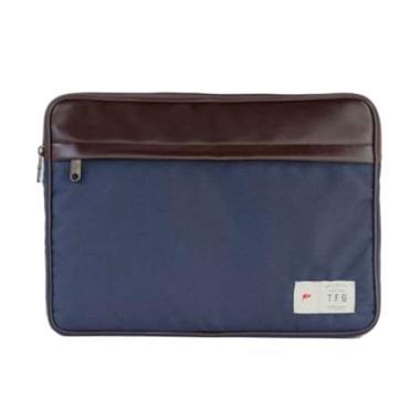 harga Bag Zone TFG Sleeve Keeper 401 Cover Case Tas Laptop - Biru [14 Inch] Blibli.com