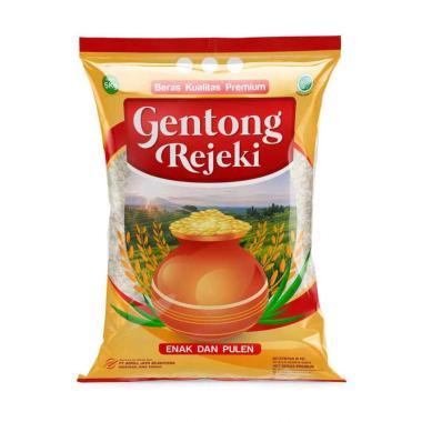 Dinsos Makassar - Rejeki Gentong Beras Premium [5 kg]