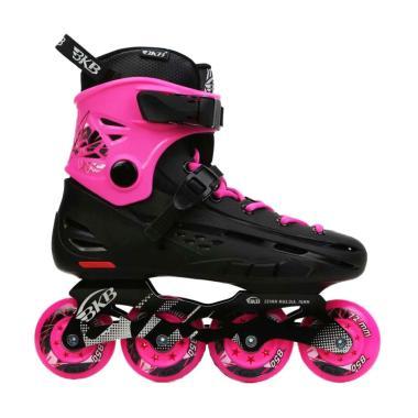 harga FLYING EAGLE B5s Sepatu Roda Inline Skate 37-38 Hitam Pink Blibli.com