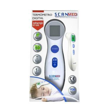 Jual Thermometer Digital Infrared Online Baru Harga Termurah Juni 2020 Blibli Com Termómetro infrarrojo sin contacto ultra sensible y de alta precisión, que mide instantáneamente la temperatura del cuerpo, de un objeto. blibli