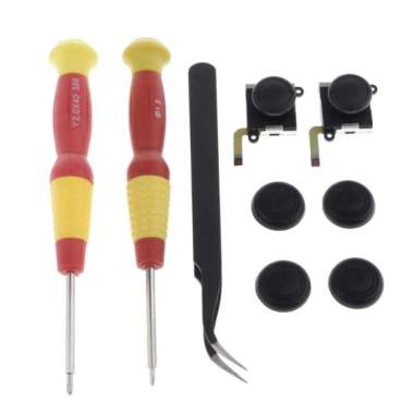 harga OEM Stick Rocker 3D Analog Joystick Thumb Tool Set for Nintendo Switch NS Joy Con Blibli.com