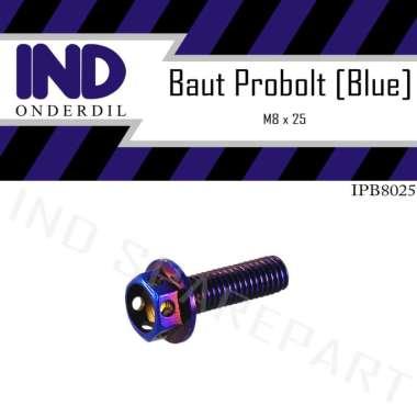 harga IND Onderdil Baut Probolt Pro Bolt M8x25-8x25 Bracket Kaliper Motor for Honda Matic Blibli.com