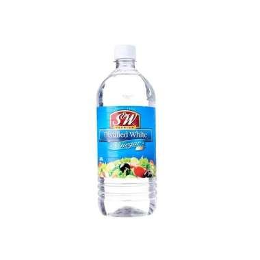 harga S&W Distilled White Vinegar Cuka Putih [946 mL] Blibli.com