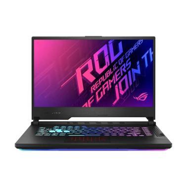 harga Asus ROG Strix G512LU - I766B6T Gaming Laptop [I7-10750H / 8GB / 512GB M.2 / 15.6 Inch FHD / WIN 10] BLACK Blibli.com