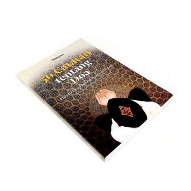 Pustaka Muslim 50 Catatan Tentang Doa Buku Islam MULTICOLOR