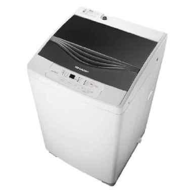 harga PROMO!!! Mesin Cuci 1 Tabung Sharp ESF950P. 7.5Kg Full Otomatis & Low Watt Blibli.com