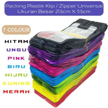 harga [100PCS] Plastik Packing Ukuran Besar casing Hp Fashion Cover Case Handphone Plastik Packing Klip kuning Blibli.com