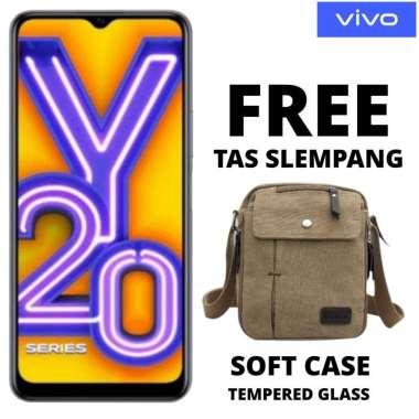harga Vivo Y20 3-64 GB Free Tas Slempang Blibli.com