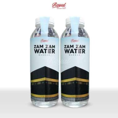 harga Air Zam Zam Royal 500ml Paket 2 Botol Blibli.com