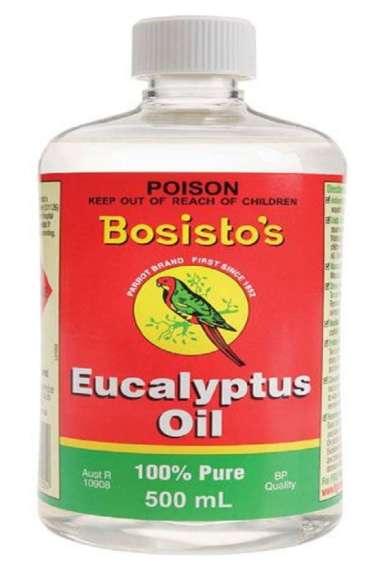 harga Bosisto's Eucalyptus Oil 500ml Blibli.com