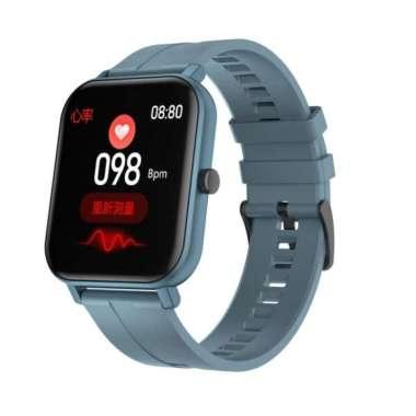 harga 2.5D HD Display Sport Bluetooth Weather Smartwatch Smart Watch 14Day Standby blue Blibli.com