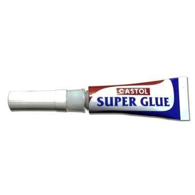 harga 1 Lusin Castol Super Glue Tube 2g Bening Blibli.com