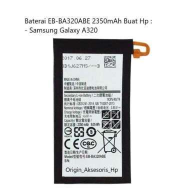 harga Original Baterai EB-BA320ABE Buat Handphone Samsung Galaxy A320 Blibli.com