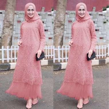 Jual Baju Gamis Muslim Brokat Online Harga Termurah Januari 2021 Blibli