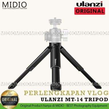 harga Ulanzi MT14 Vlog Extendable Tripod HITAM Blibli.com