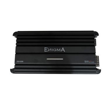Enigma EG5-5200 Power Amplifier Mobil [5 Channel/2500 W]