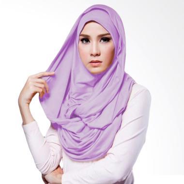 Milyarda Hijab Hana Twist - Lavender