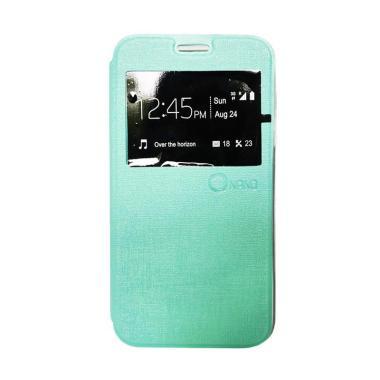 Nano Flip Cover Casing for Samsung Galaxy Mega 5.8 - Tosca