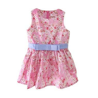 Piega Kidswear Sakura Dress - Pink