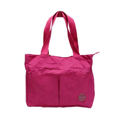 Baby Scots 64 Platinum Mommy Bag - Pink