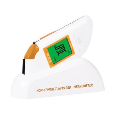 Klaus Non Contact Infrared Thermometer Size : - Color White Age 0M+